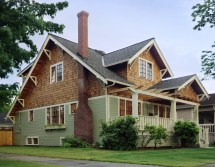 Craftsman Style House Exterior