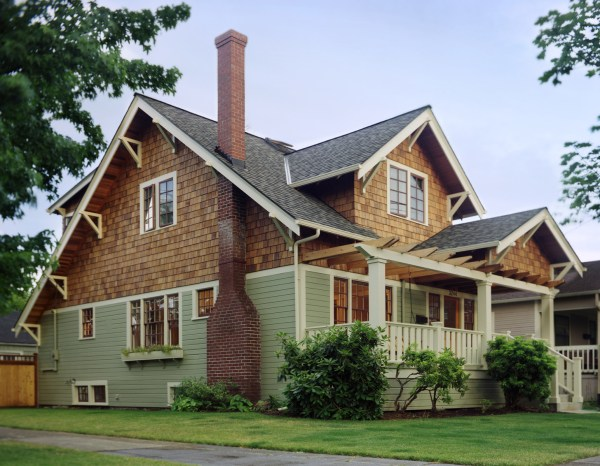 Seven Home Styles Of Pacific Northwest Illustrated