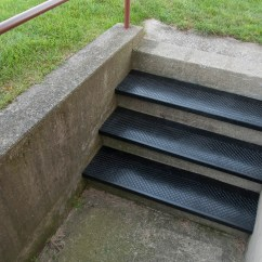 Commercial Kitchen Floor Mats Movable Cabinets New Outdoor Recycled Rubber Stair Treads From Discount ...