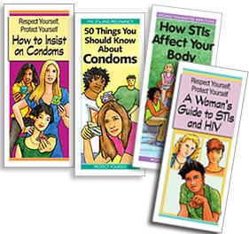 Journeyworks Publishing Announces New HIV And STI Pamphlet