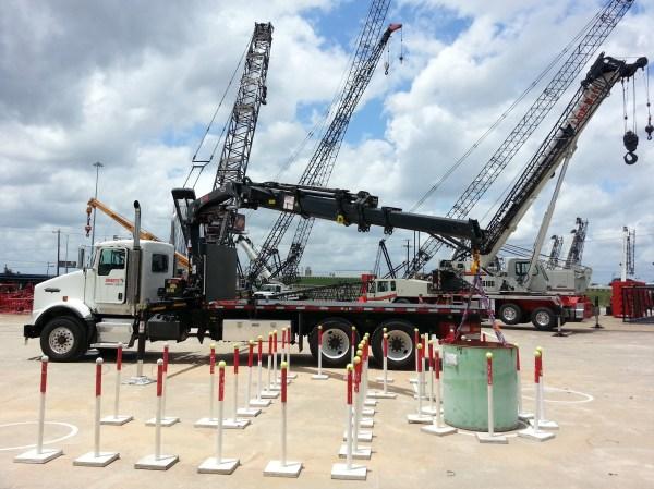 Cicb Provide Nccco Crane Operator Prep Training And