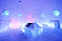 Arctic Ice Room Caesars Palace Las Vegas