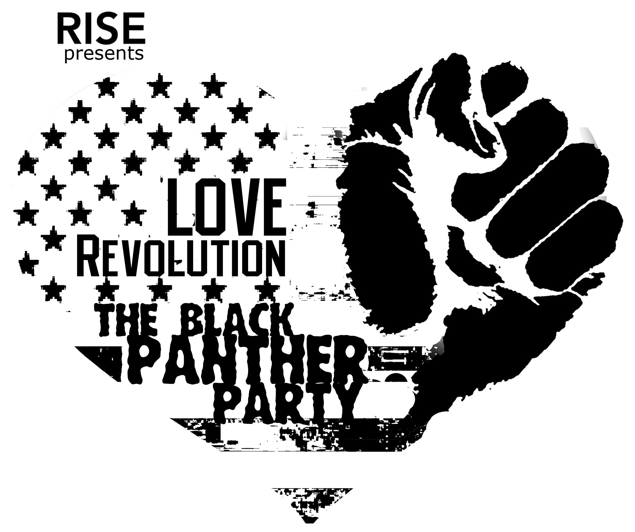 """RISE: Love. Revolution. The Black Panther Party"" Ground"