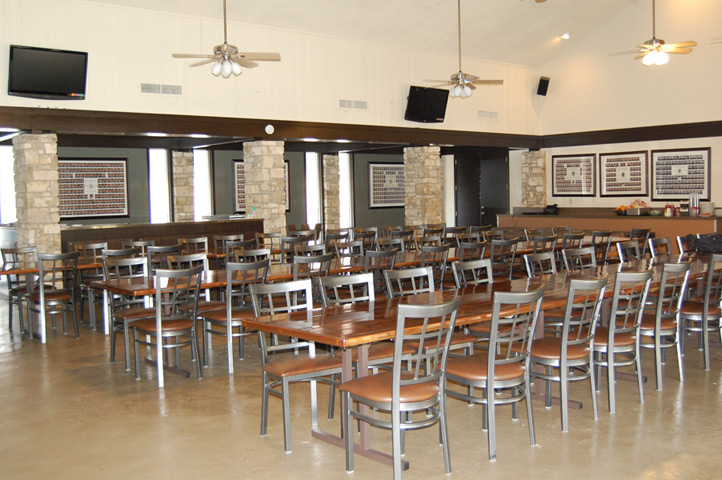 Affordable Seating Helps ZBT Fraternity At University Of