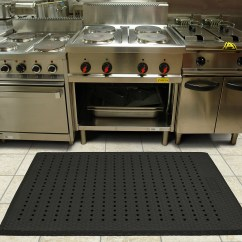 Commercial Restaurant Kitchen Mats Moen Faucet New Cushion Max Anti Fatigue From Martinson Nicholls