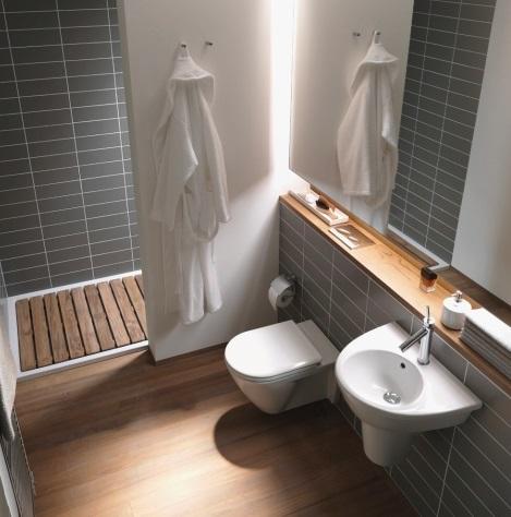 Wall Mounted Bathroom Storage