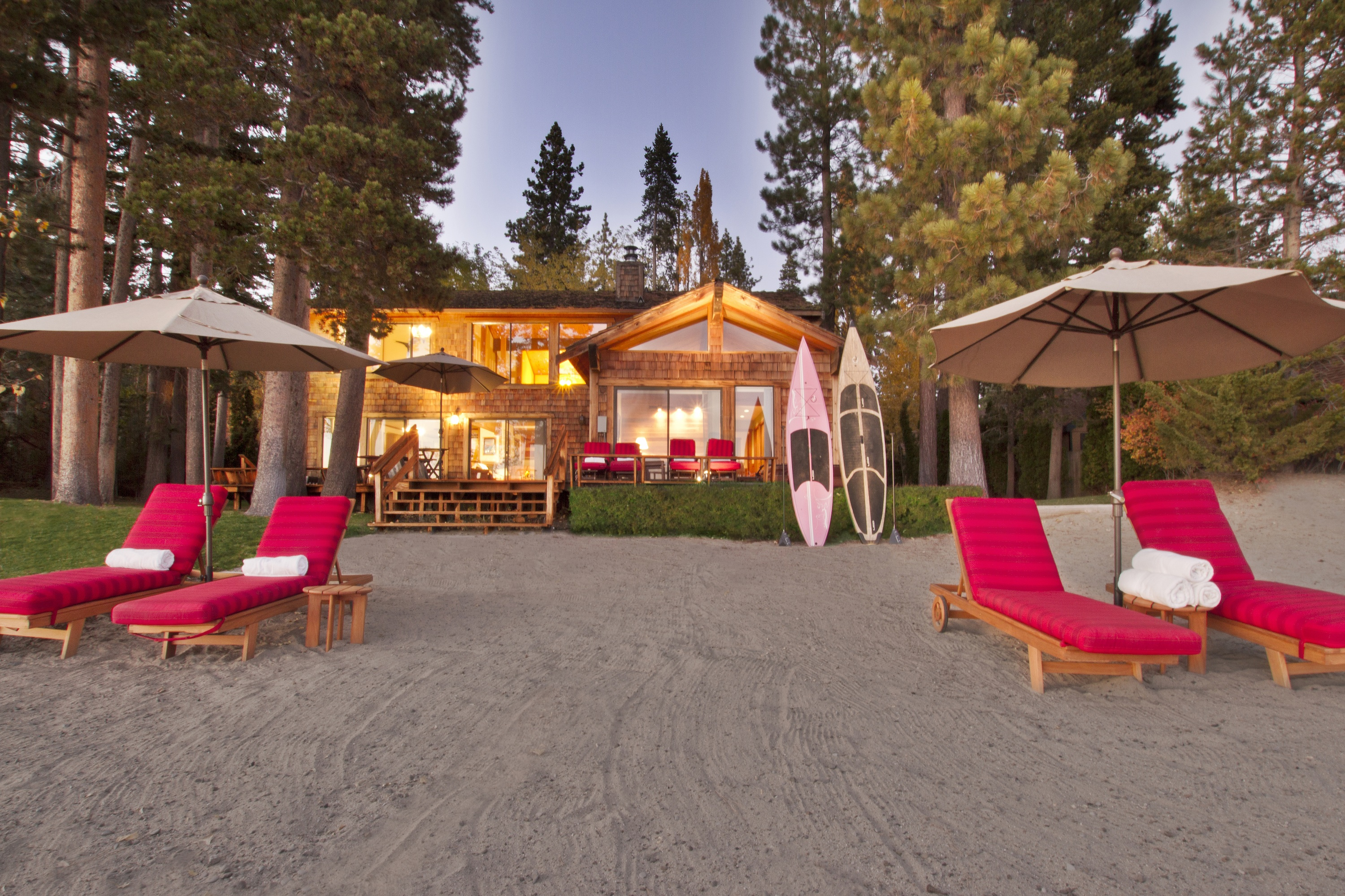 Martis Camp Announces New Beach Shack At Lake Tahoe Opening Summer 2014