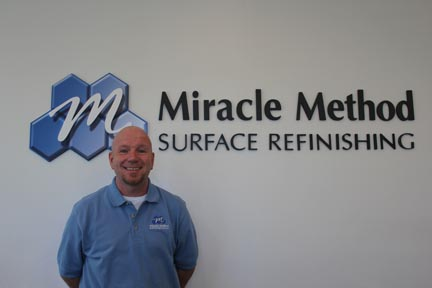 Miracle Method Surface Refinishing Opens in Pickering