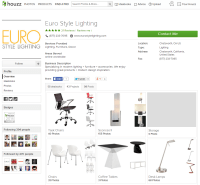 EuroStyleLighting.com Receives Best of Houzz Award in
