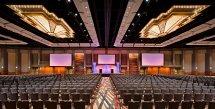 Dallas Landmark Ballroom Hyatt Regency Hotel