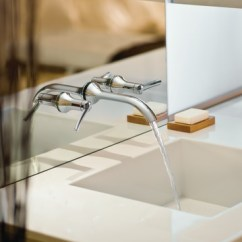 Two Handle Kitchen Faucet Remodeled Kitchens Homethangs.com Has Introduced A Guide To The Challenges Of ...