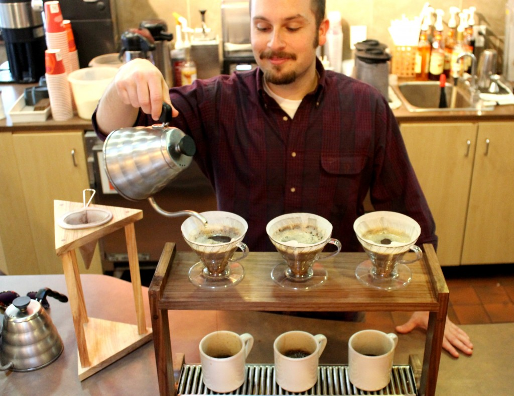 Crimson Cup Brings HandBrewed Coffee Home With Expanded Equipment Selection