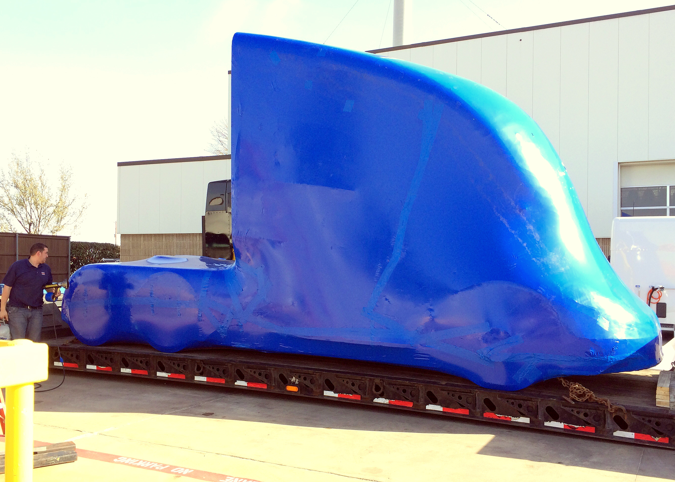 Protective Packaging Packages Peterbilt Made Wal Mart Wave