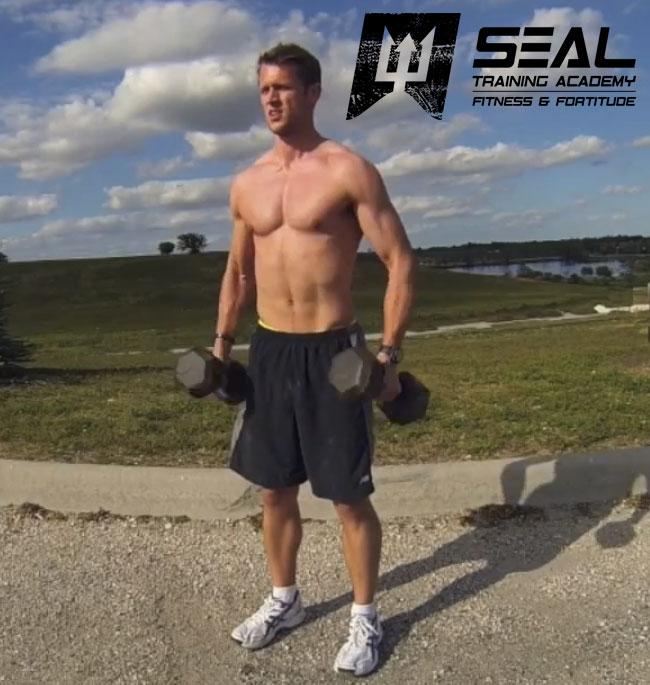 Navy Seal Physical Training