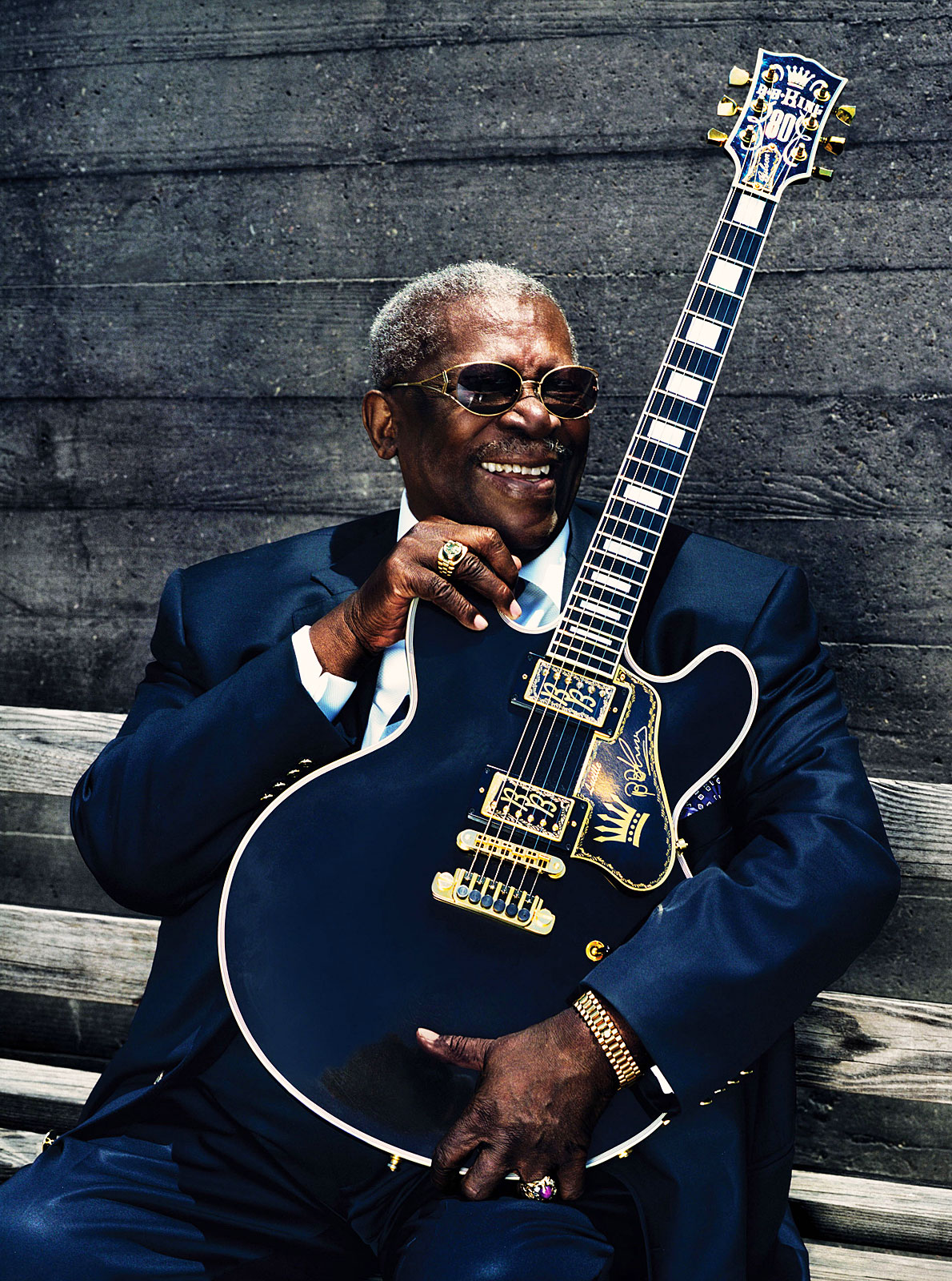 Blues Guitarist B B King To Perform At Bridgeport S Klein
