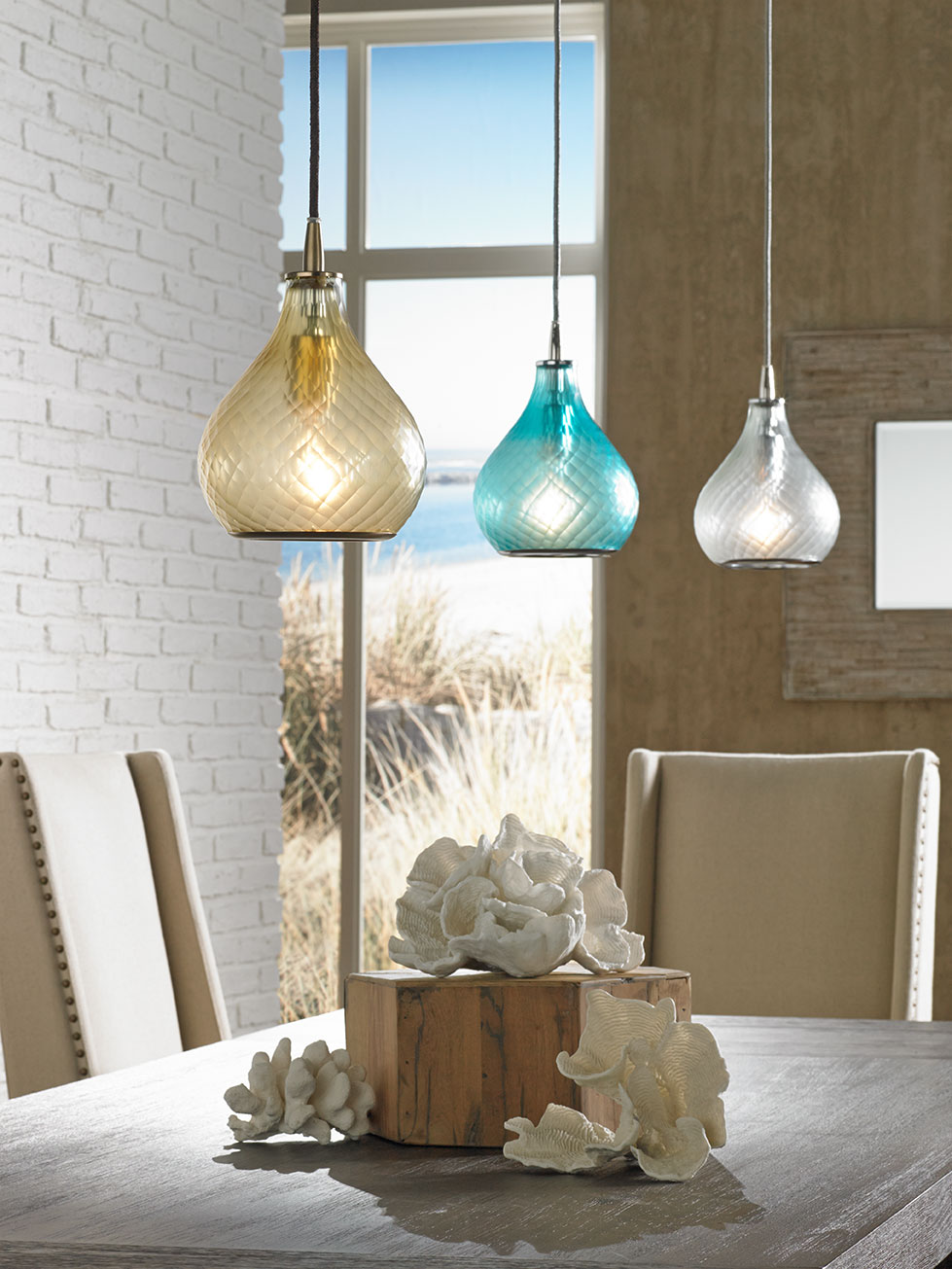 Lamps Plus Previews Exclusive Mini Pendant Light Fixtures From The Jamie Young Company At The