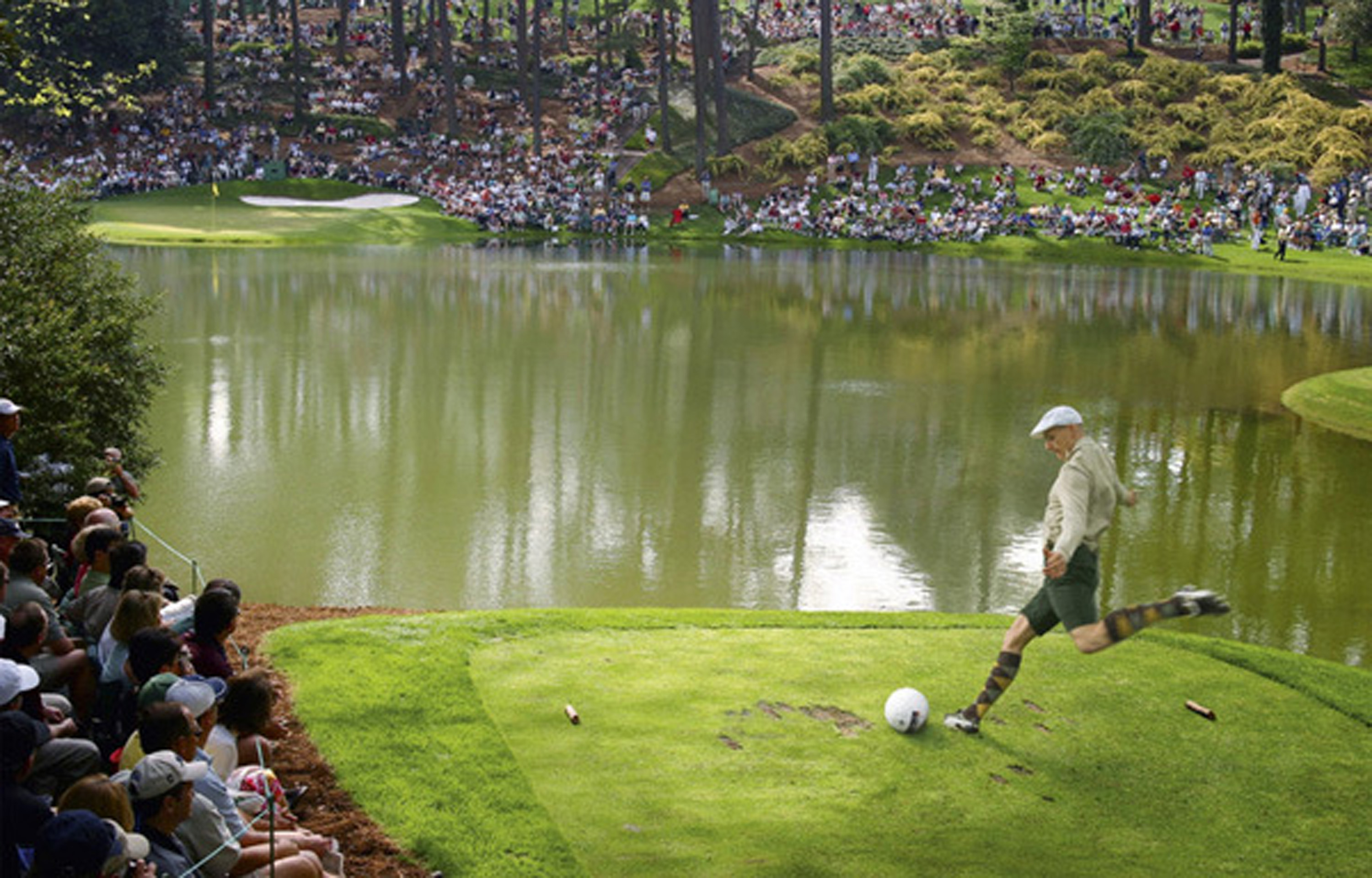 Traverse City Golf Courses Introduce FootGolf to Local Links