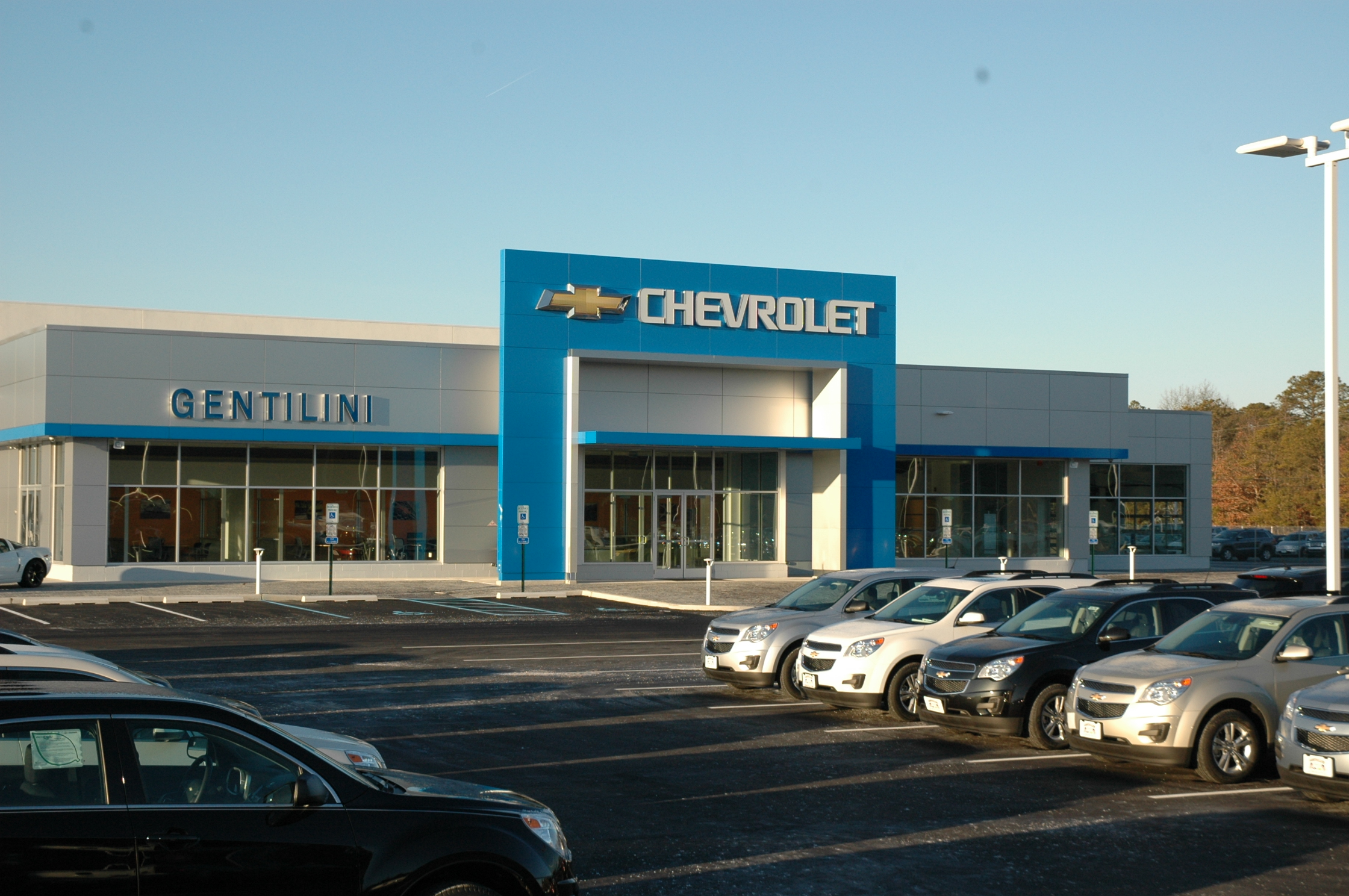 Gentilini Motors Opens New Chevrolet Dealership In South