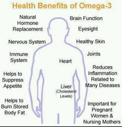 Health Benefits of Best Omega-3 Supplement