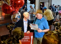 Stratosphere Tower Welcomes 40 Millionth Visitor