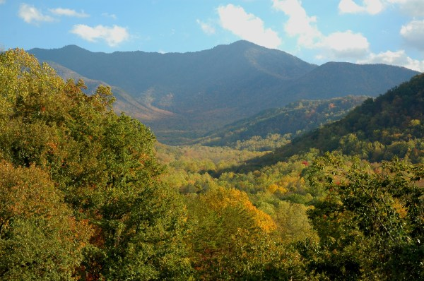 Helicopter Tours Named Number One Scenic Smoky Mountain ...