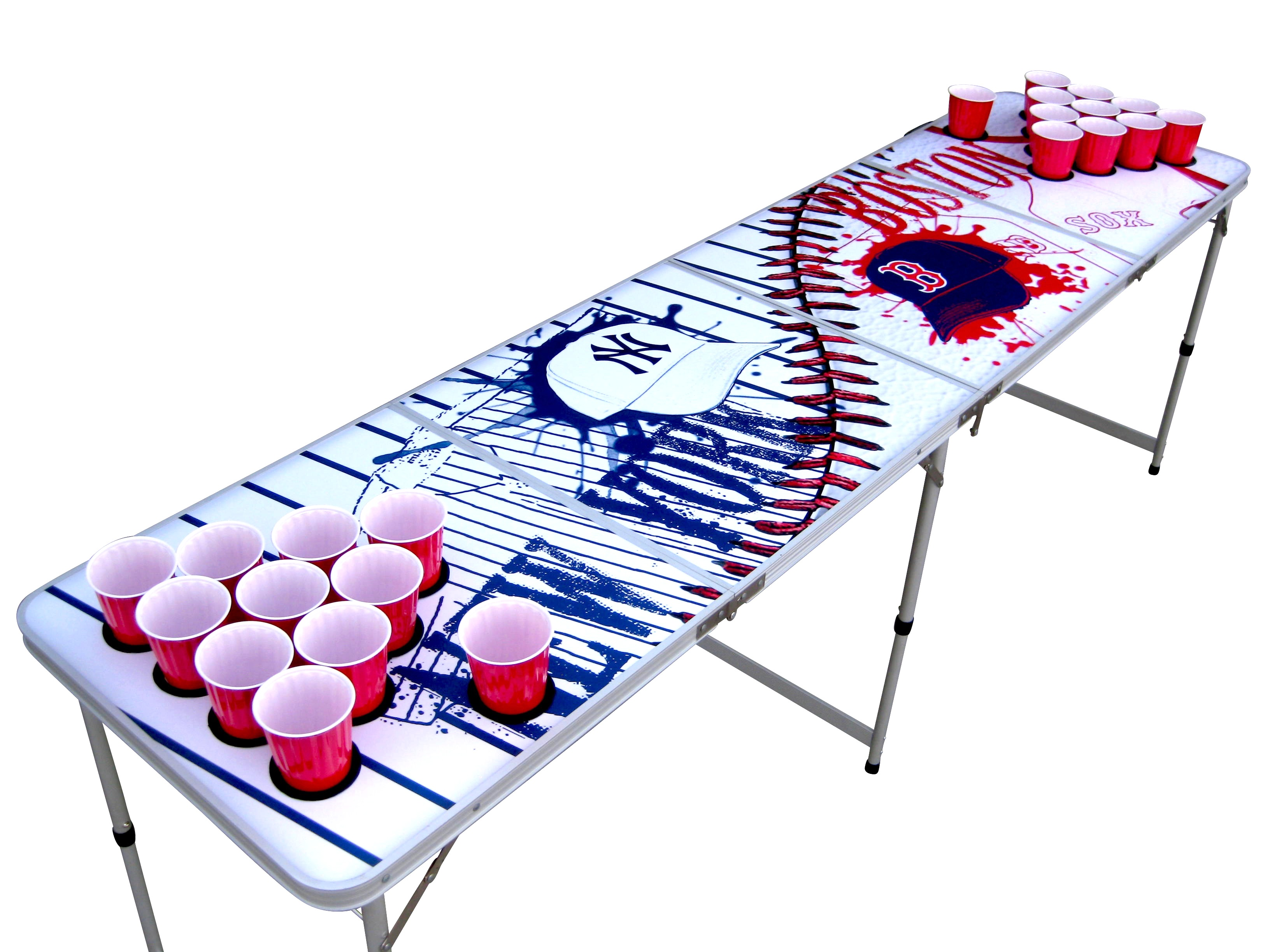 Beer Table Specs Pong