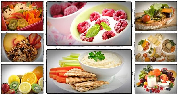 Healthy Snack Ideas For Kids And Adults, A New Report On