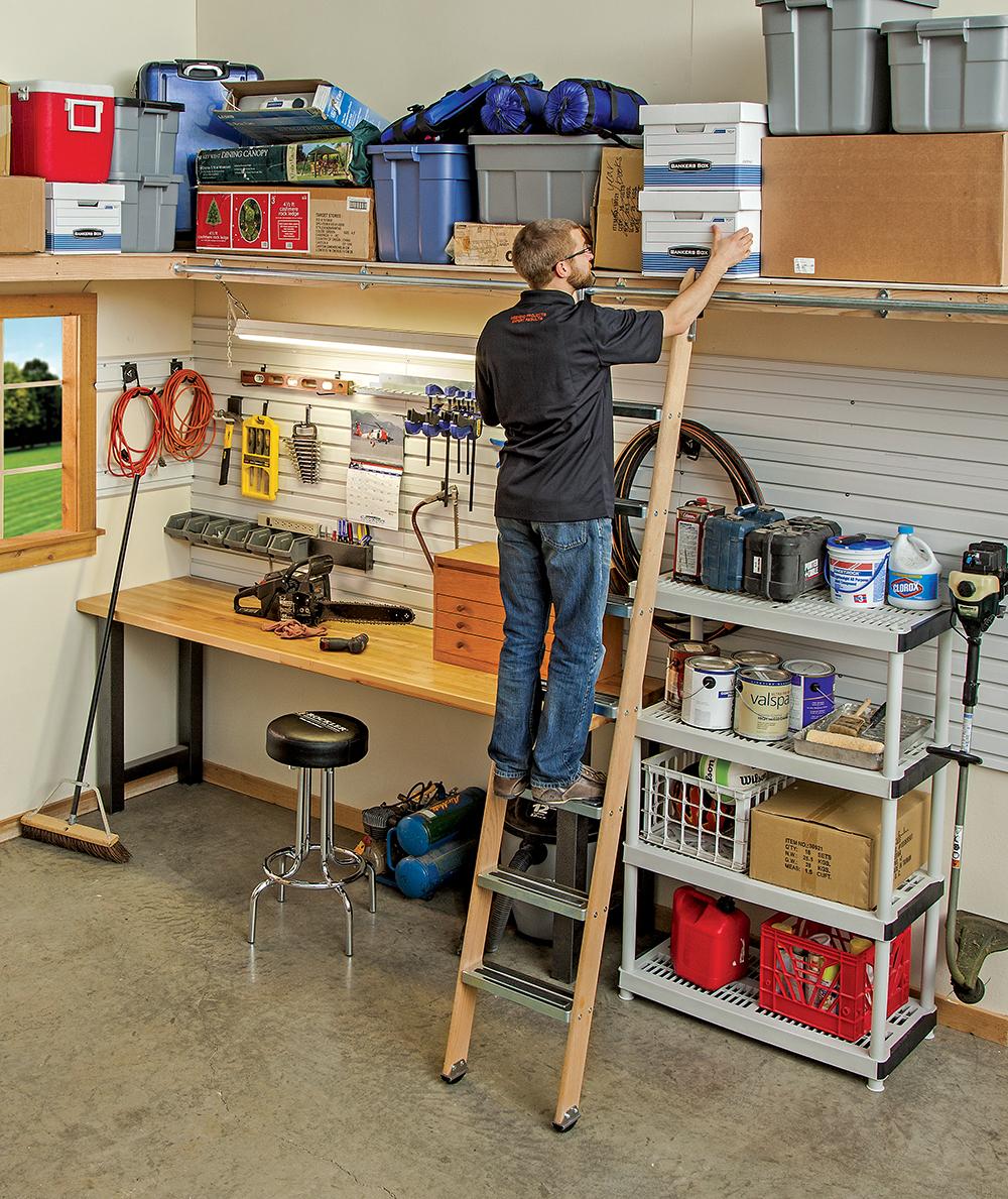 Installing A Custom Rolling Ladder Just Got Easier New