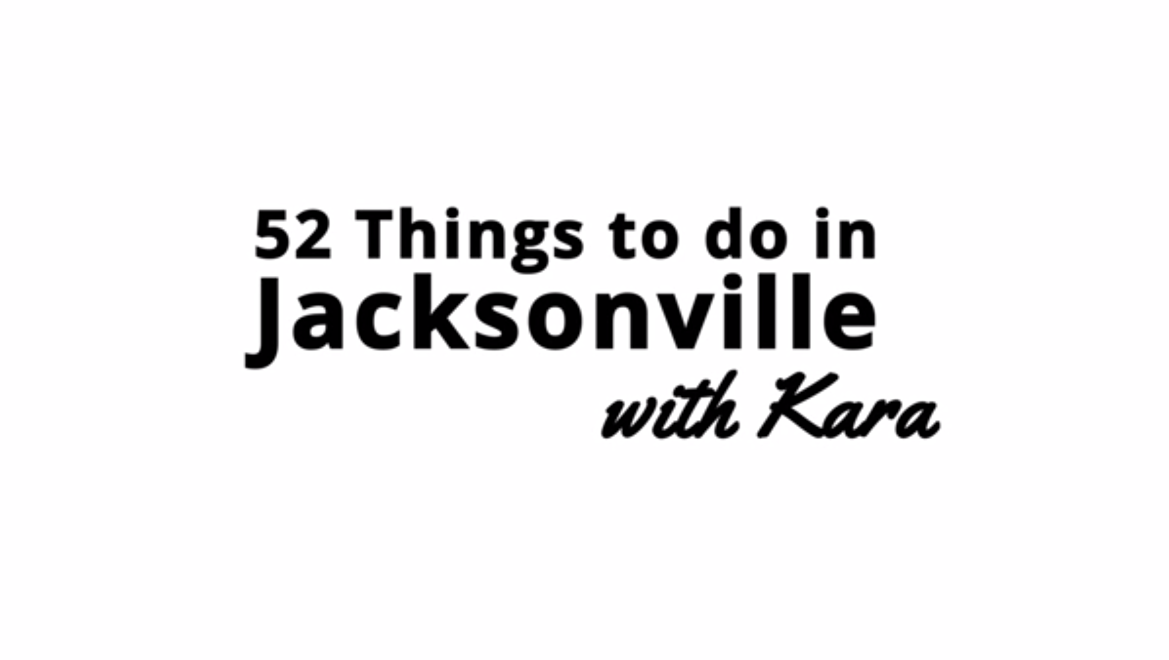 Neumann Realty Corp Debuts Its 52 Things To Do In