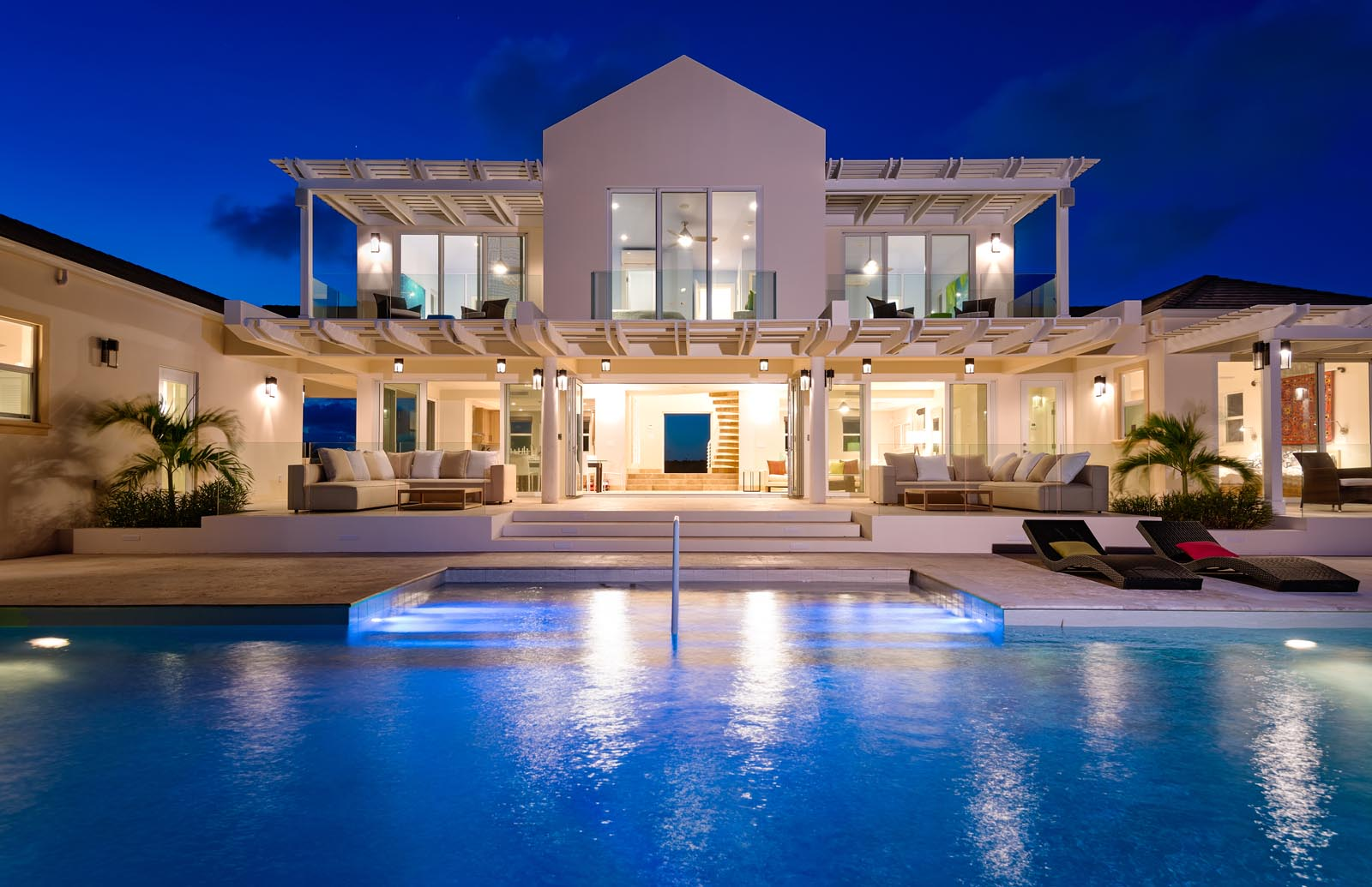 CARIBIQUE Villa Rentals Announces New Contemporary Turks and Caicos Beach Villas