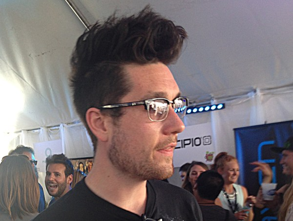 Geek Eyewear Shared Stage With Musicians And