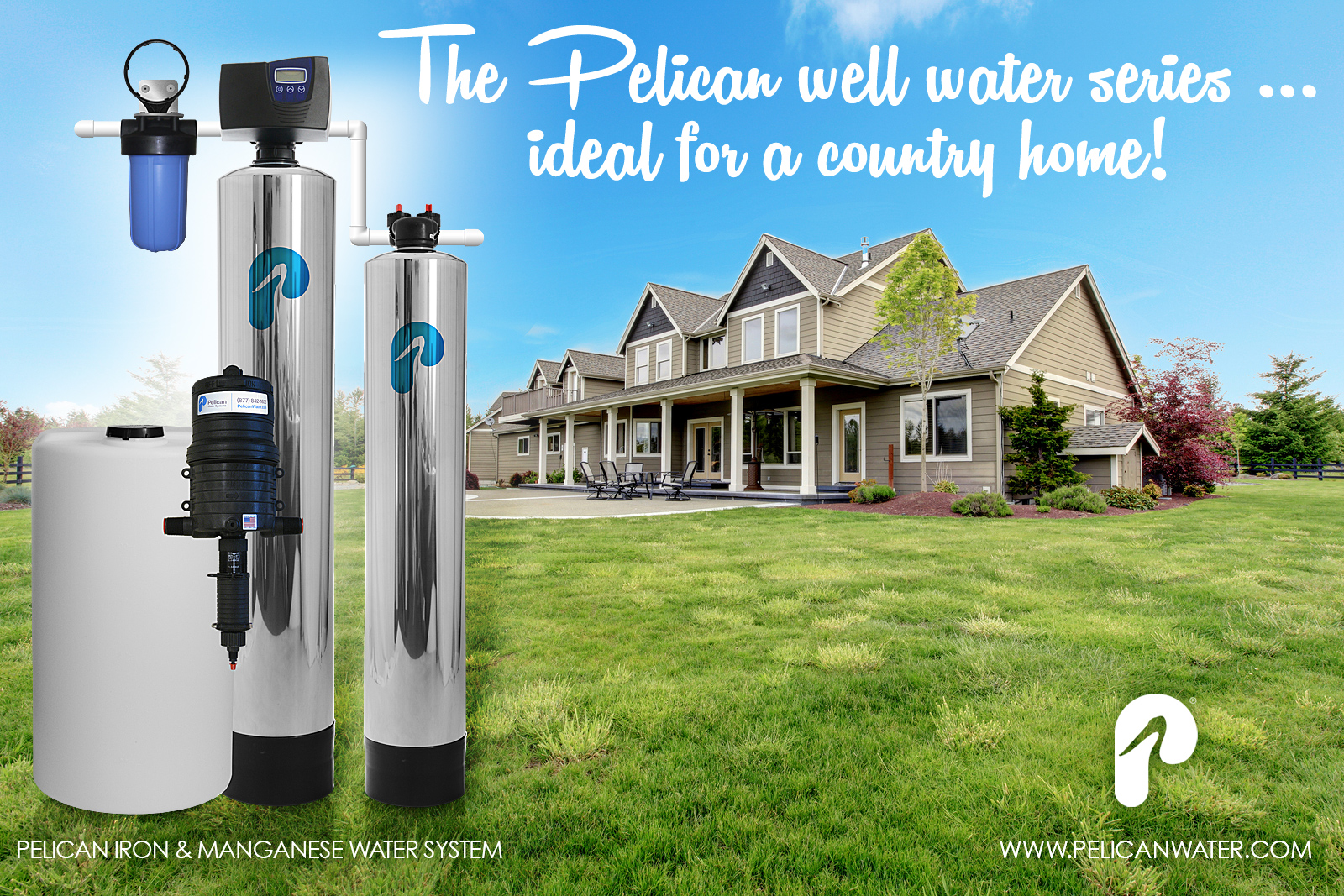 Pelican Waters Well Water Filtration and Treatment