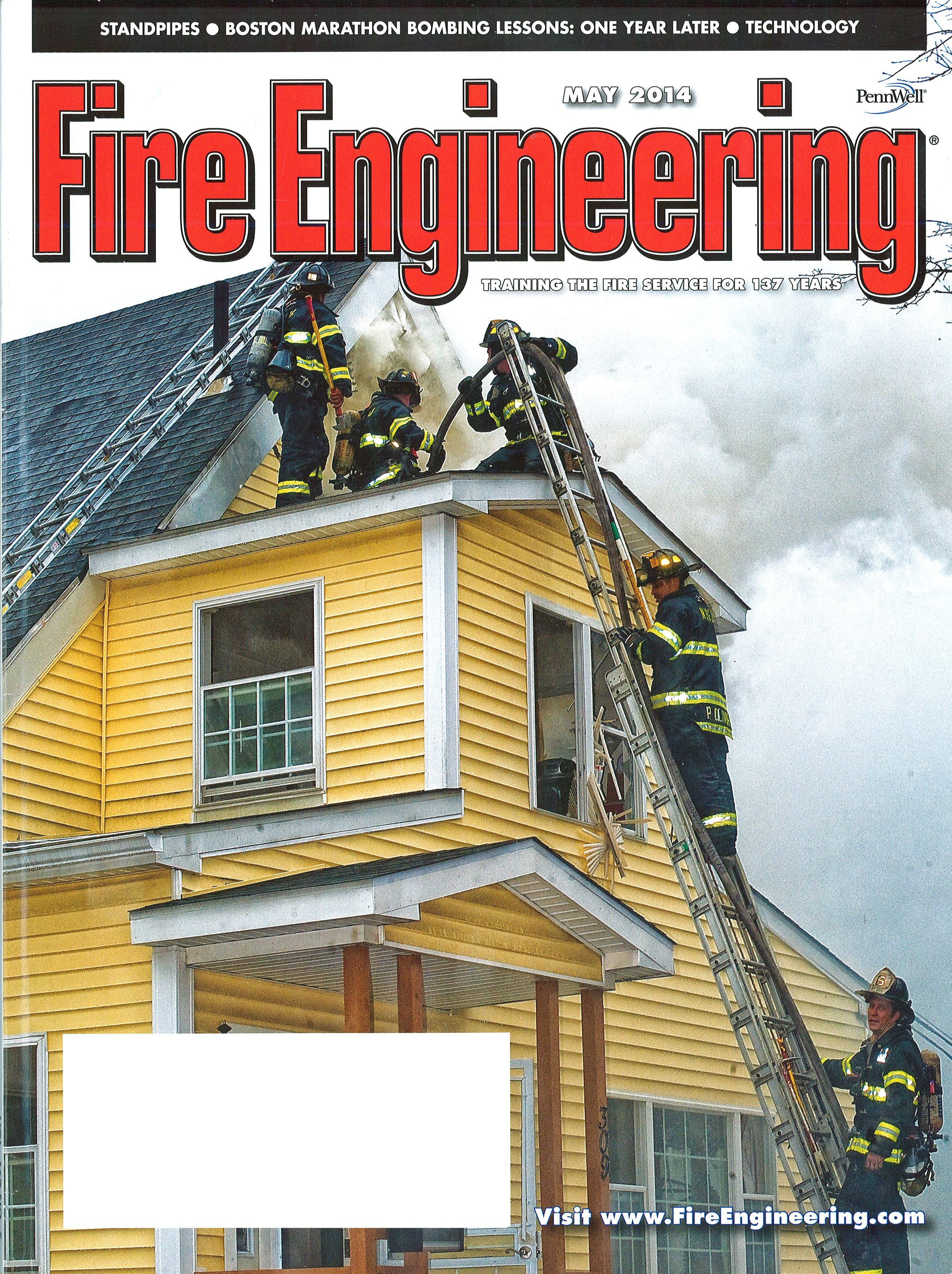 Fire Engineering Magazine Partners with Russell Johns to