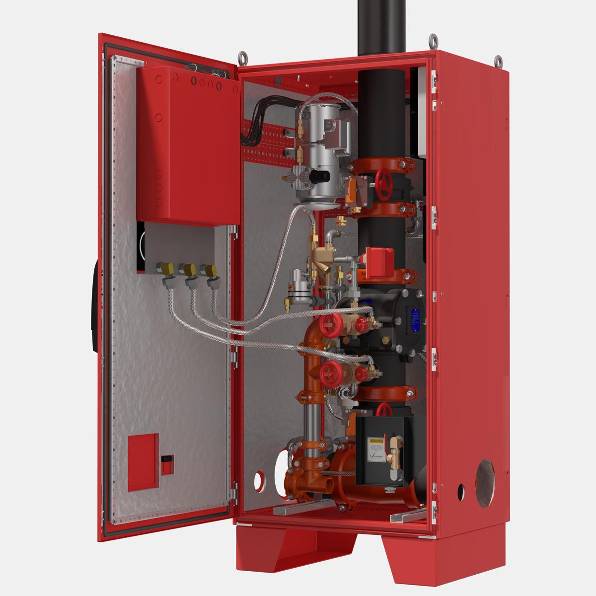 Victaulic Announces New FireLock Series 745 FirePac