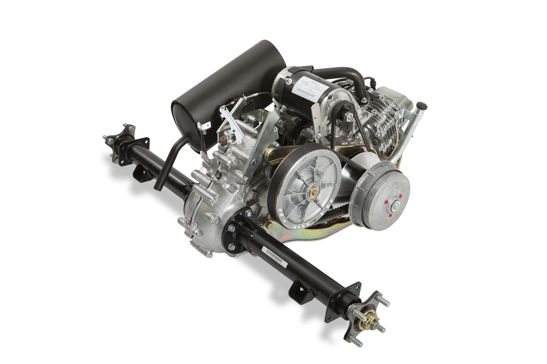 Precedent Golf Cars Now Powered By Best In Class Efi Engine
