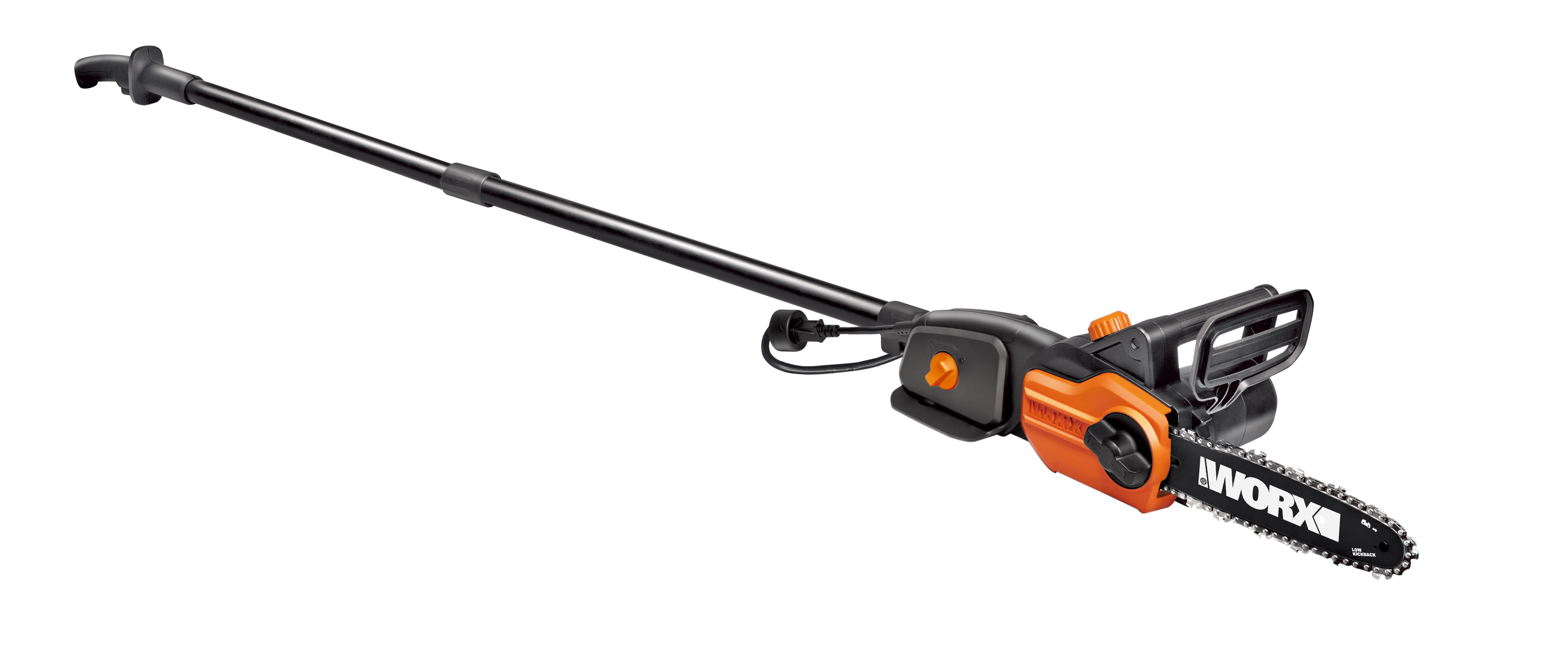 New WORX Electric Pole Saw Cuts Two Ways for Spring