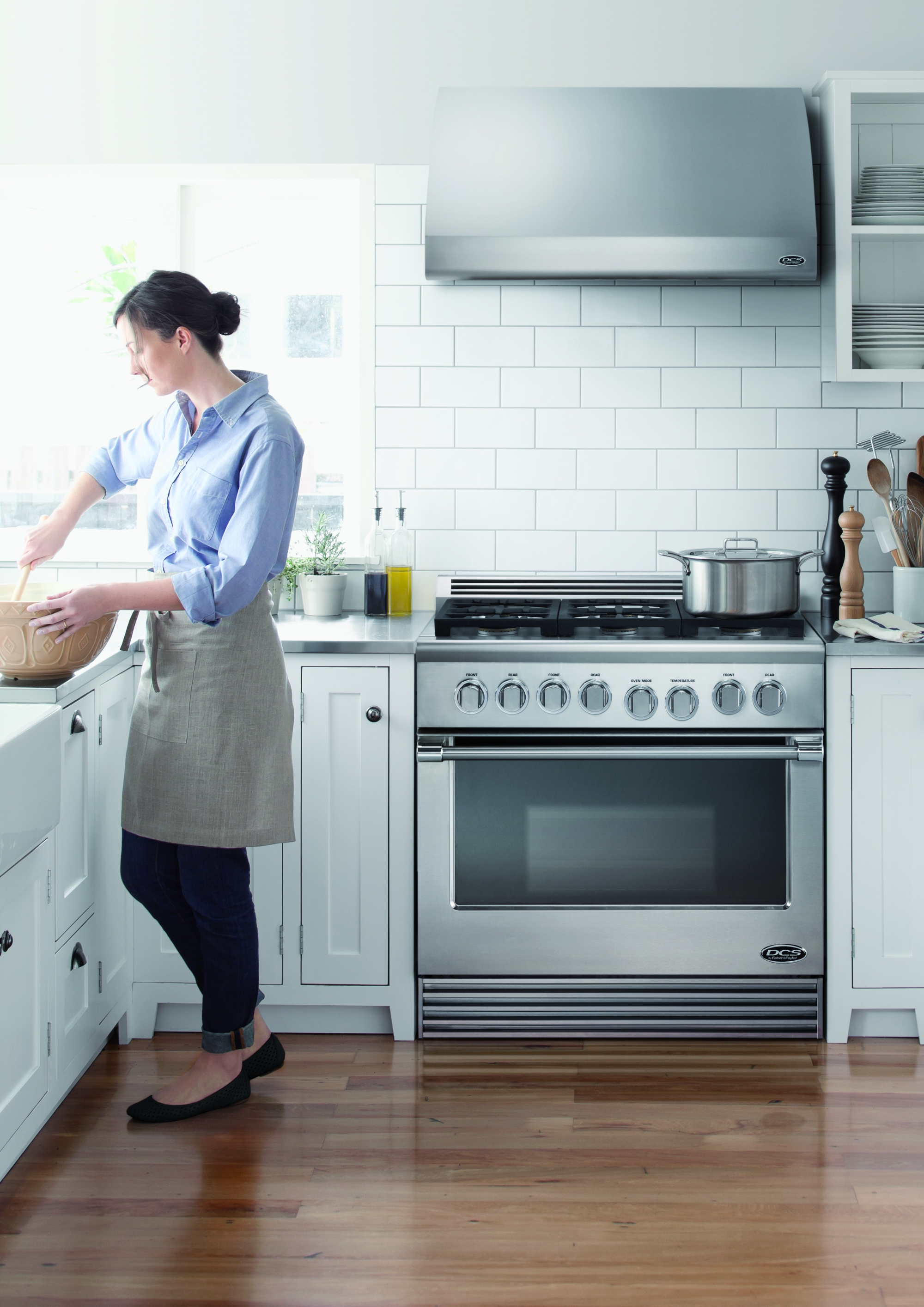 professional kitchen appliances rustic table and chair sets dcs by fisher & paykel launches new line of ...