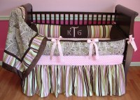 Custom Baby Crib Bedding: Organic Search Trends Report