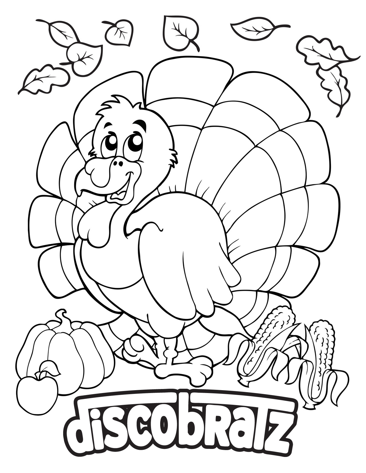 Gobble Gobble! Rejoice in Thanksgiving, with the