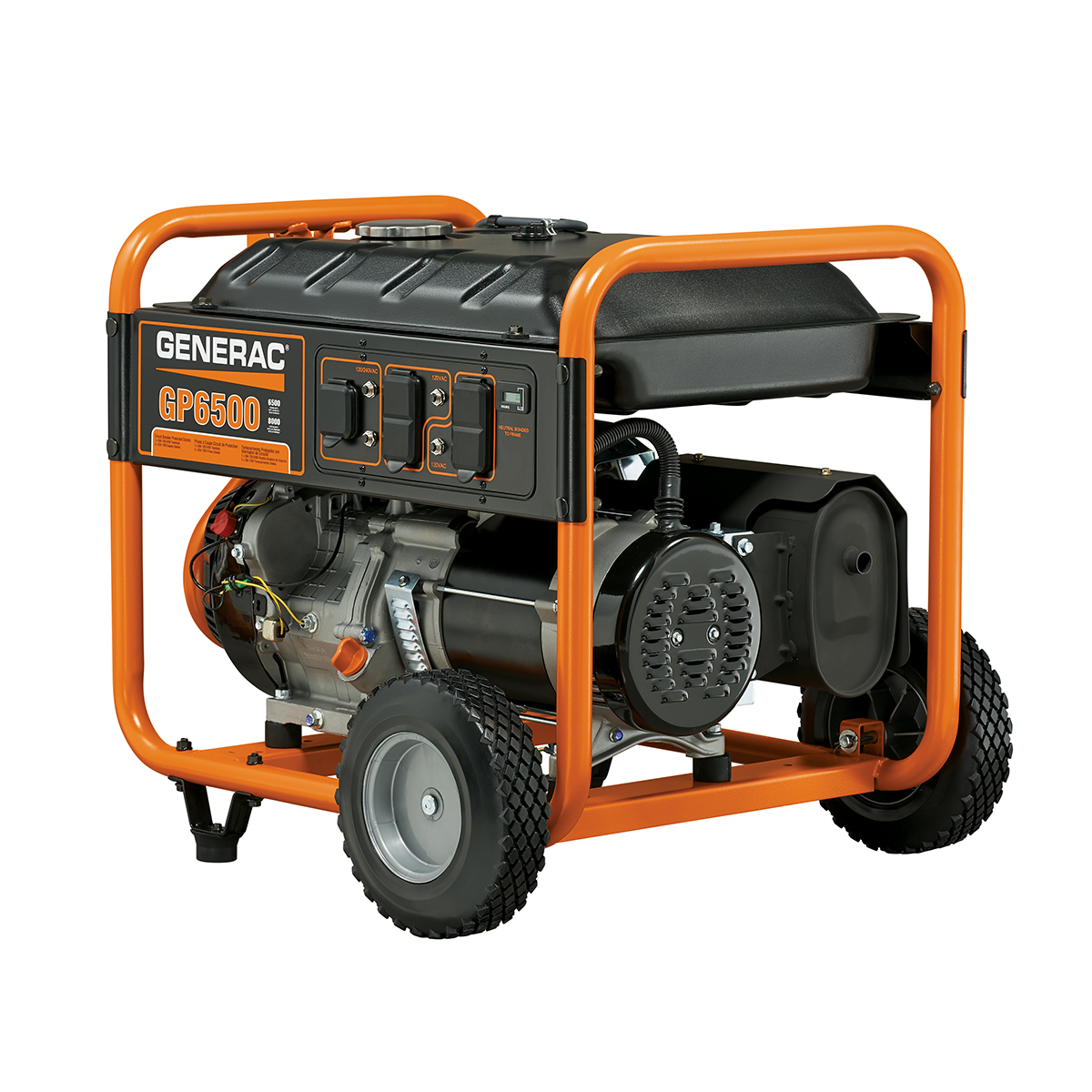 How An Electric Generator Works Home