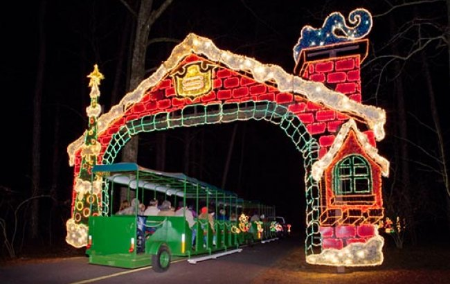 Callaway Gardens Fantasy In Lights Kicks Off For Its 23rd Year
