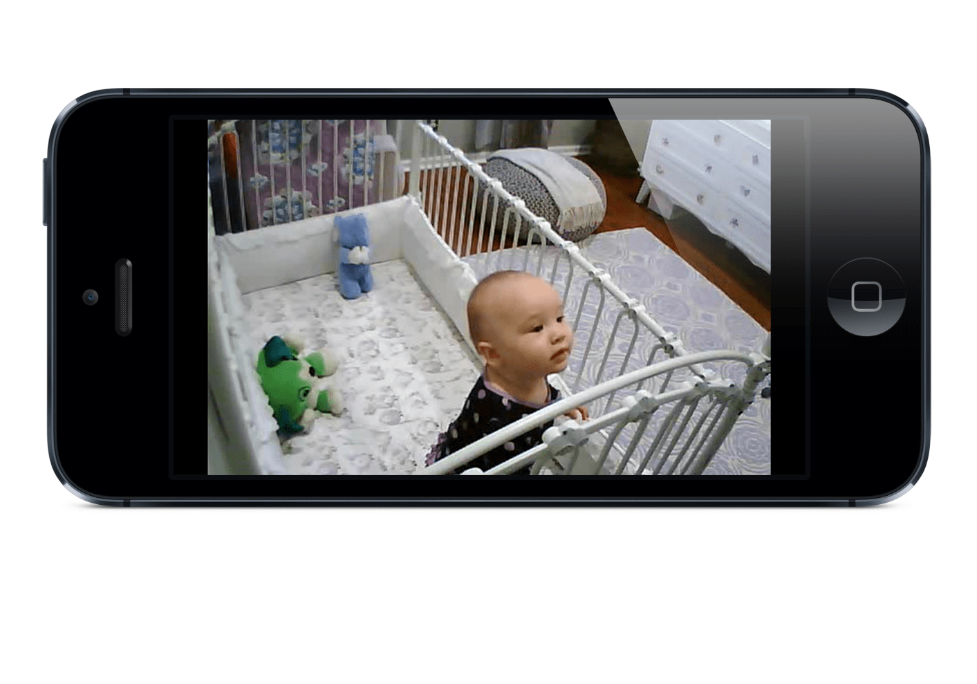 WiFi Baby App Turns iPhone and iPad into Baby Monitor Nanny Cam