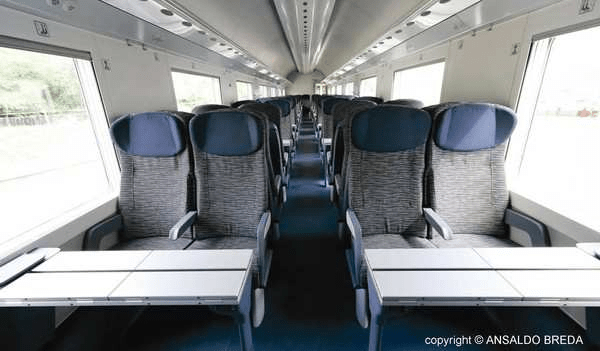 New Train Along the French and Italian Riviera Launches