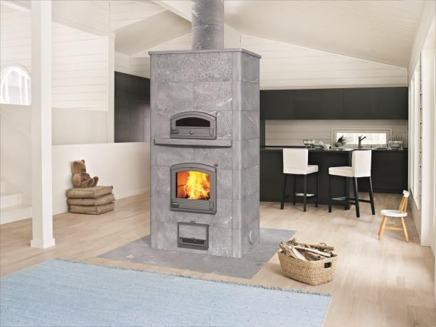 Embrace the Cold this Winter with a Tulikivi a Natural