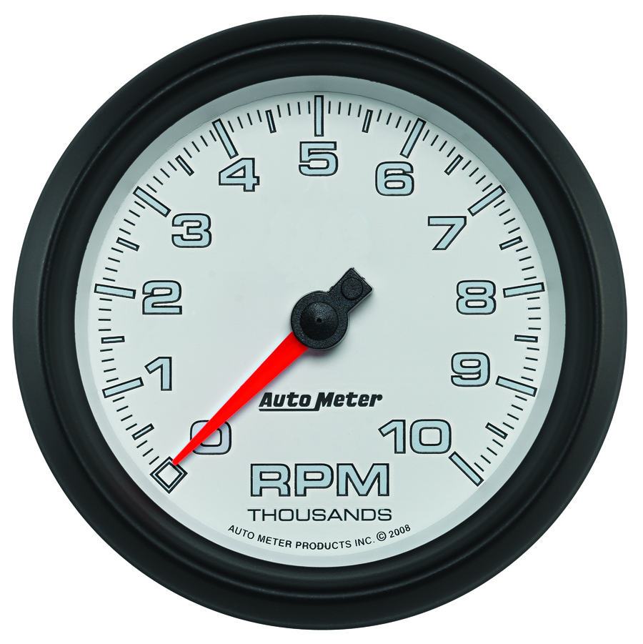 hight resolution of pro cycle by auto meter bagger tachometer