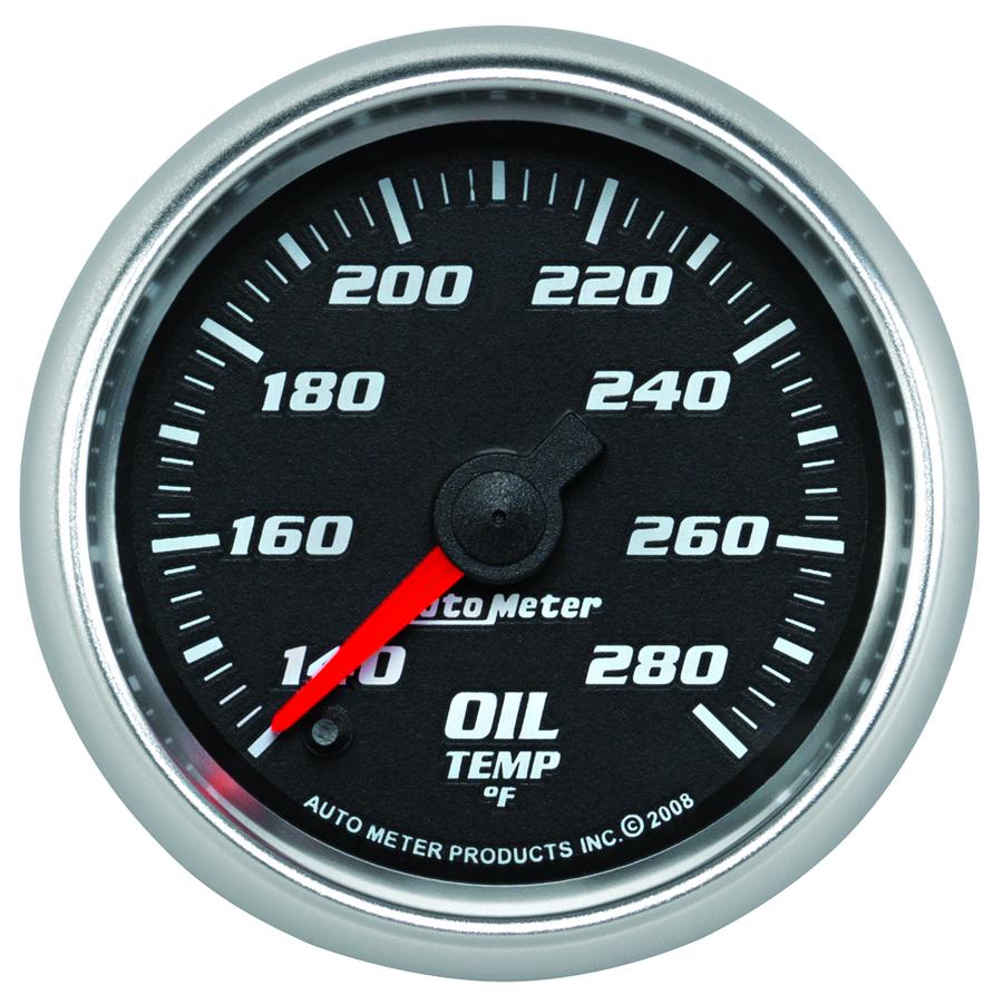 medium resolution of pro cycle by auto meter bagger oil temperature gauge cobalt series