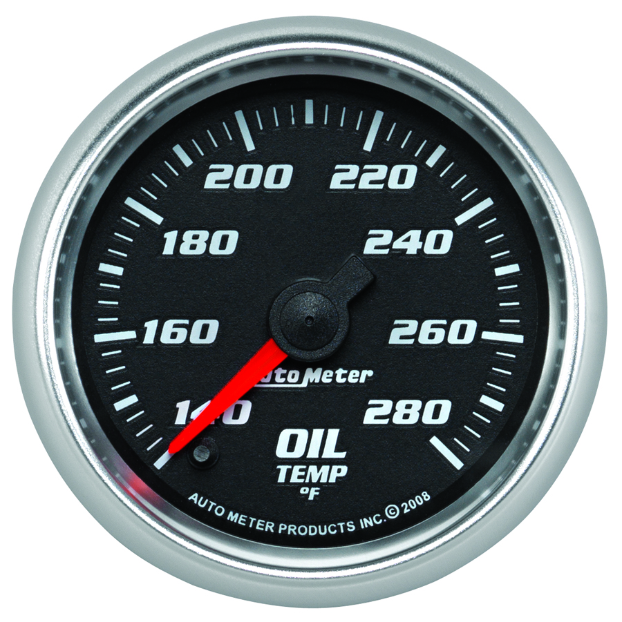 hight resolution of pro cycle by auto meter bagger oil temperature gauge cobalt series