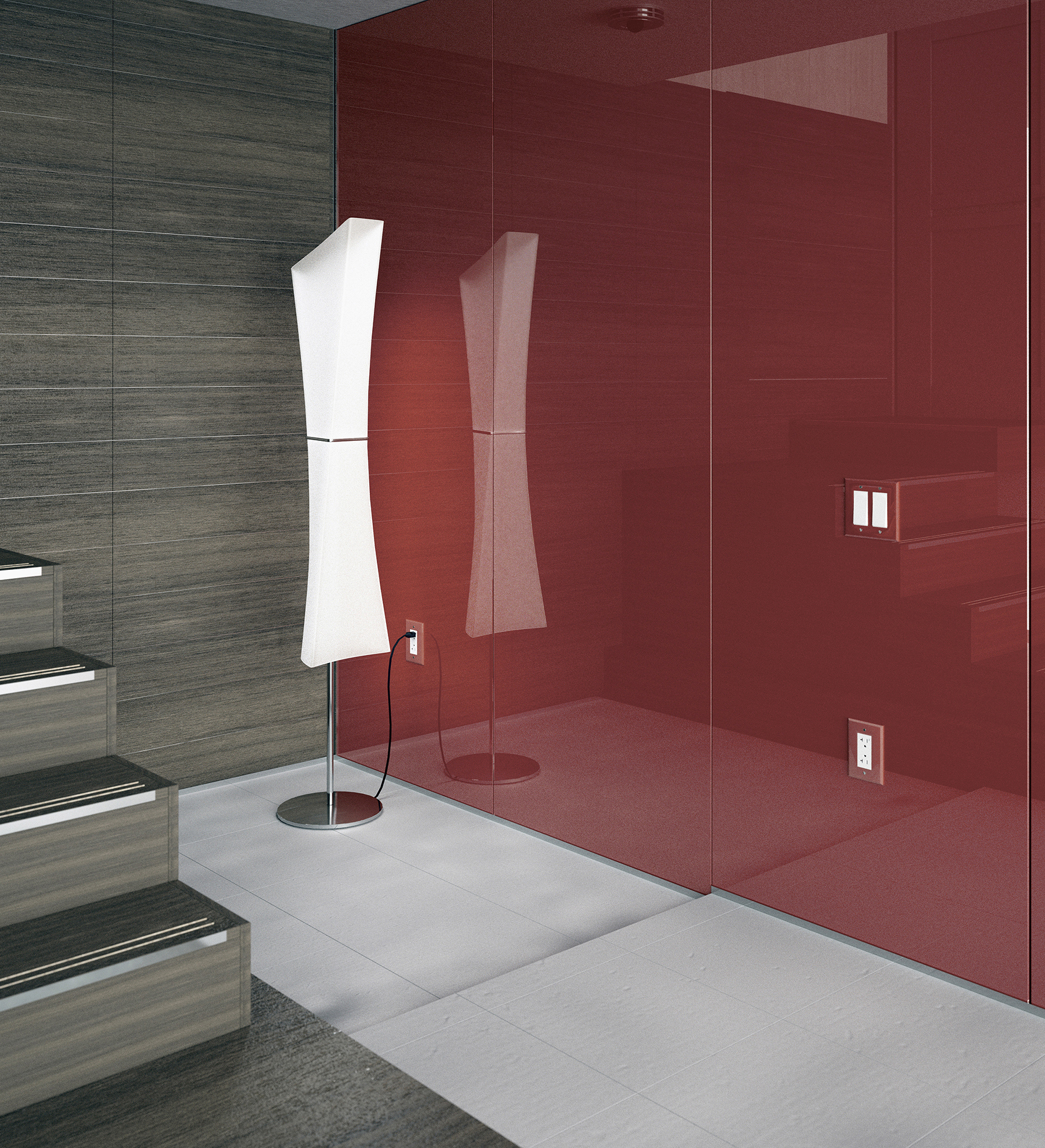 Bendheim Unveils BackPainted Architectural Glass in Marsala Pantone Color of the Year