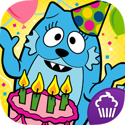 cupcake digital invites yo gabba gabba fans to brobee s birthday rh blog gerbsmanpartners com