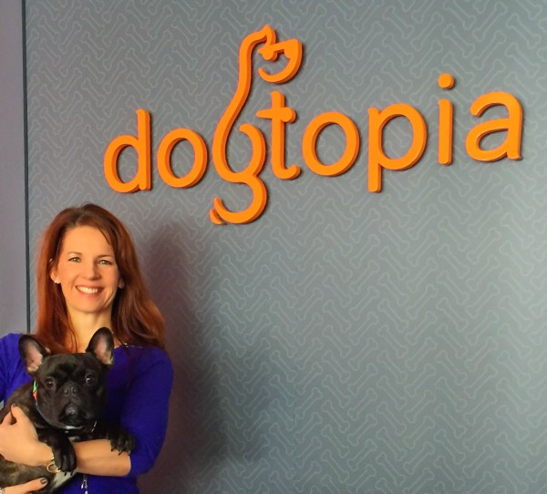 Dogtopia Launches Brand Identity Locations